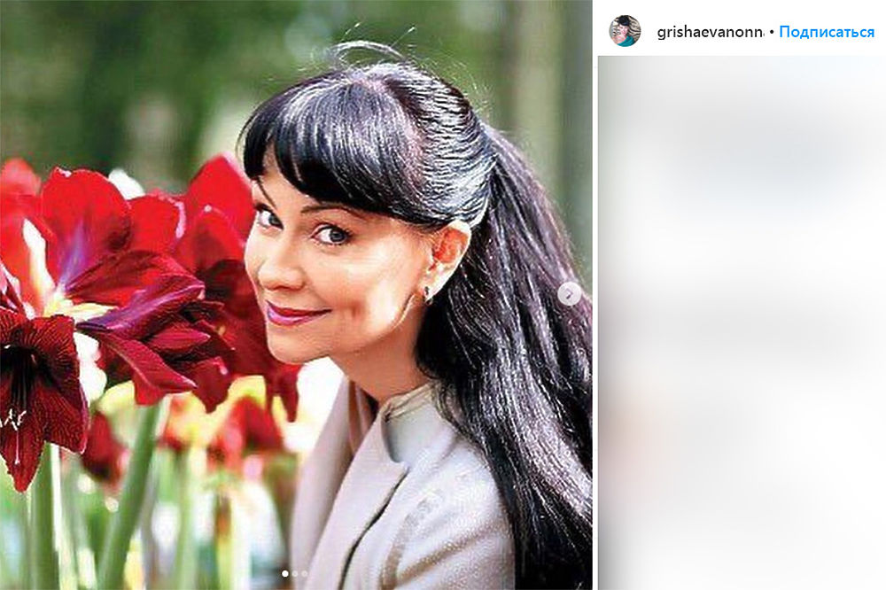 """Нонна Гришаева заступилась за """"погубившего себя"""" Ефремова: фотооткровения"""