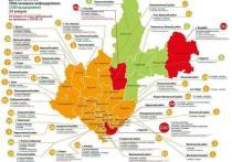 На карту коронавируса в Приангарье добавился Жигаловский район