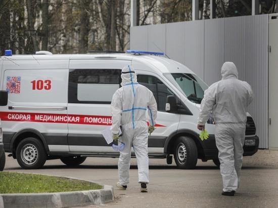 Умерший постоялец столичного отеля оказался врачом, боровшимся с коронавирусом