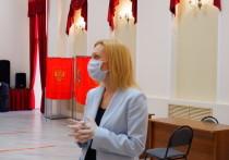 Зампред Госдумы проверила готовность избиркомов к голосованию по Конституции