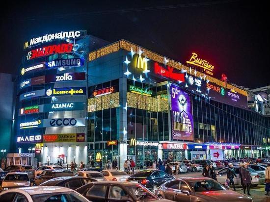 «Виктория Плаза» обновила список работающих магазинов