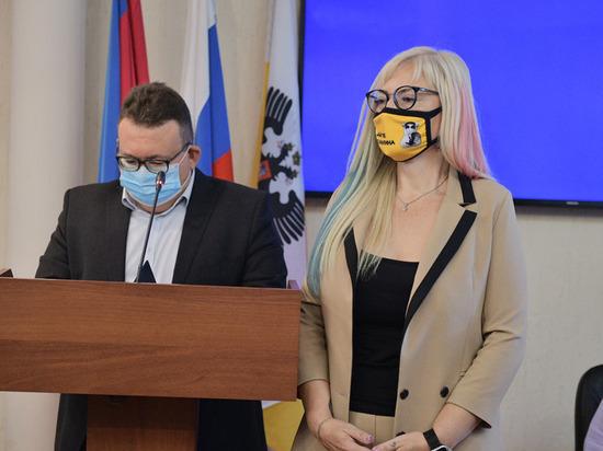 В Краснодаре начальником управления по делам молодежи назначили Елену Золотову