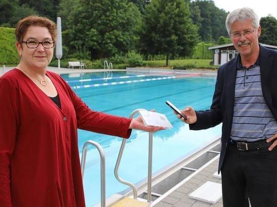 Германия: AquaMar в Марбурге открывается в конце июня