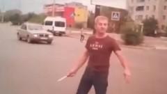 Водитель читинской маршрутки извинился за конфликт с коллегой