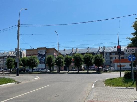 В Тамбовчане иномарка наехала на пешехода