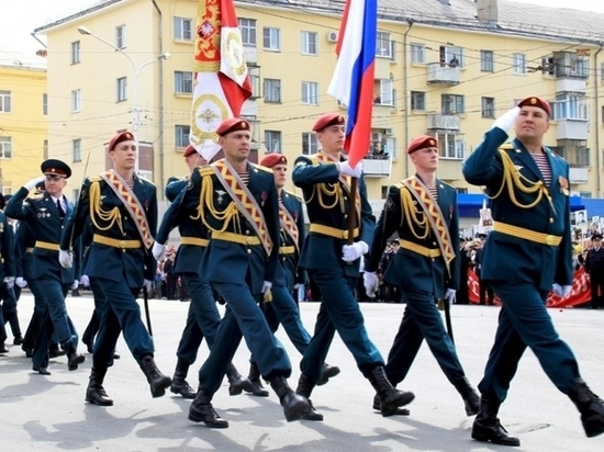 В Липецке 24 июня в параде Победы примут участие 170 человек