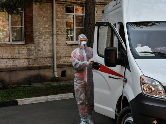 На Кубани умерли от коронавируса 58-летняя женщина и 61-летний мужчина