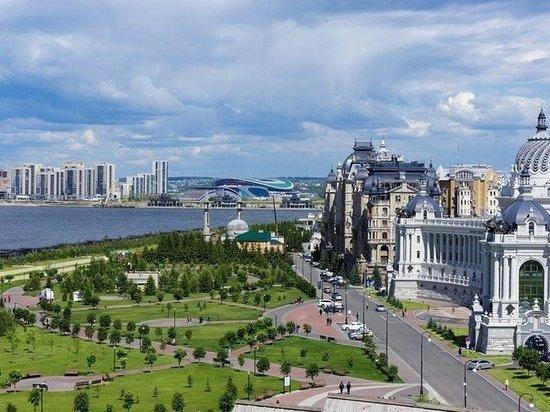 До 24 июня на центральных улицах Казани будет ограничено движение