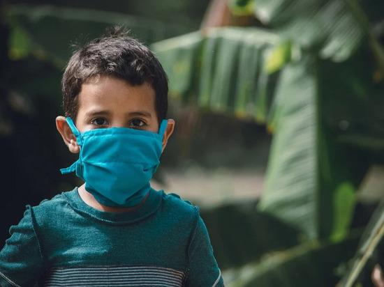 Китайские ученые озвучили главные симптомы коронавируса у детей