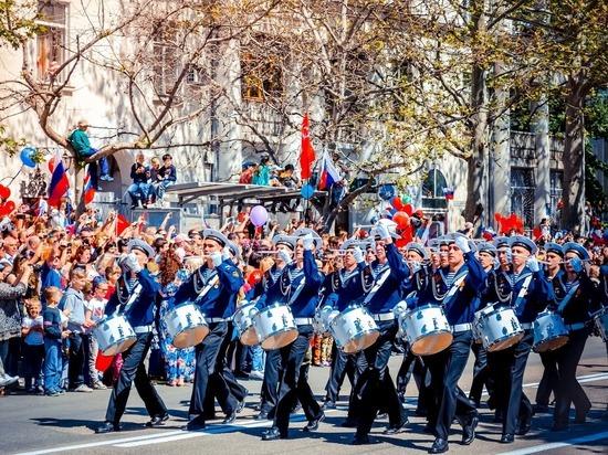 В Новороссийске проведут парад без зрителей