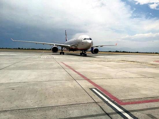 В Воронеже сядет эвакуационный самолет из Армении