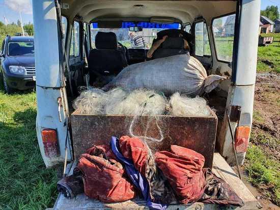 В Ярославской области росгвардейцы выловили злостного браконьера