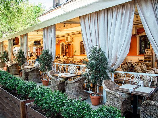 В Ярославле ресторанам и кафе разрешили открывать летние веранды
