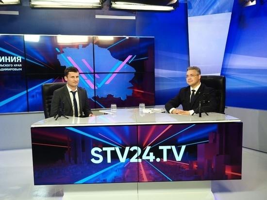 Ставропольский губернатор: В нормальную жизнь хотелось бы осенью входить