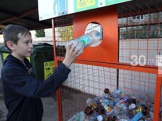 В Татарстане площадки раздельного сбора мусора оборудуют видеокамерами