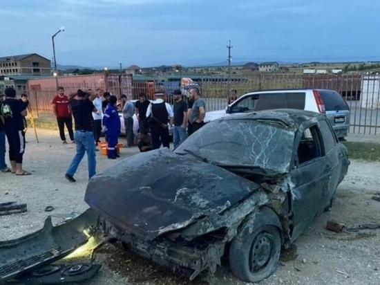 В Дагестане произошло еще одно ДТП со смертельнви исходом
