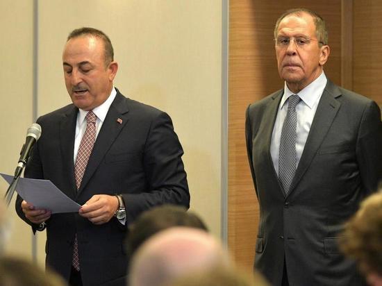 В МИД Турции рассказали об отношениях с РФ