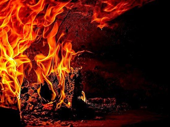 В лесах Бурятии тушили шесть пожаров