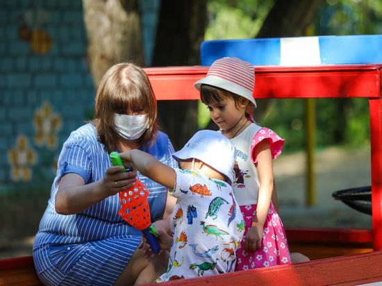 Детские сады в Хакасии до конца июня будут работать в режиме «дежурных групп»