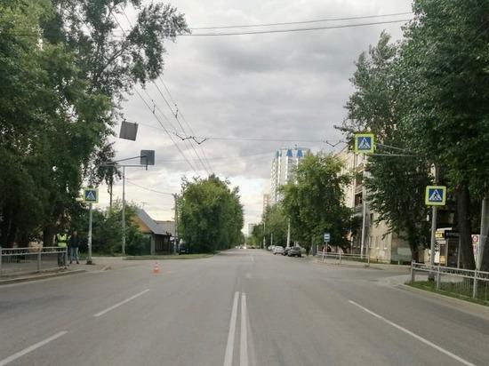В Екатеринбурге ищут водителя, который сбил восьмилетнюю девочку