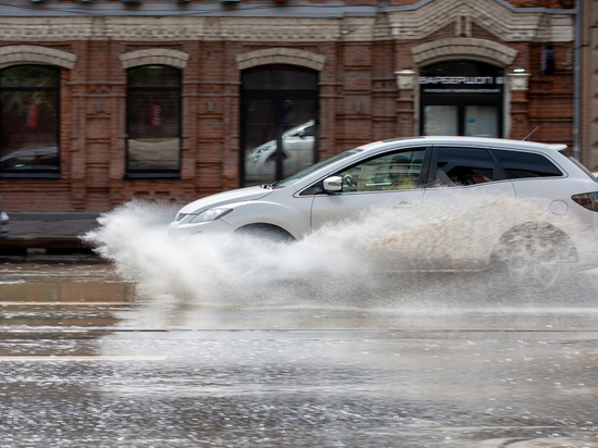 Дождливая погода ожидает ростовчан на выходных
