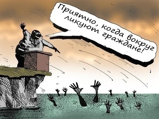 Затраты на услуги «Экоальянса» возрастут  многократно — с десятков и сотен до тысяч и десятков тысяч рублей