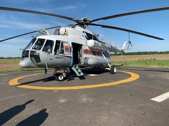 В Тверской области создадут еще три вертолетных площадки