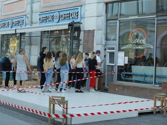 Кафе на Покровке в Нижнем Новгороде открылись с 19 июня