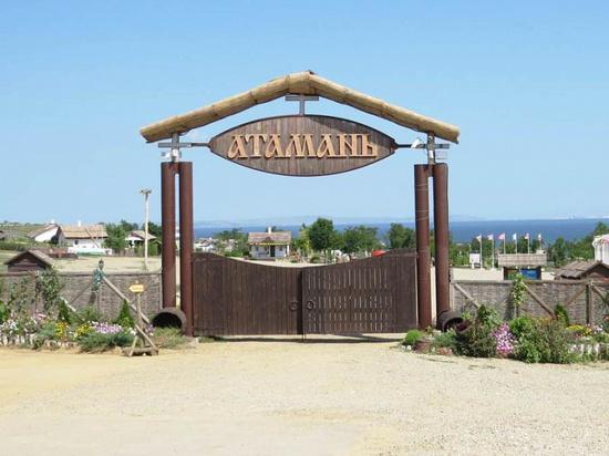На Кубани заработал выставочный комплекс «Атамань»