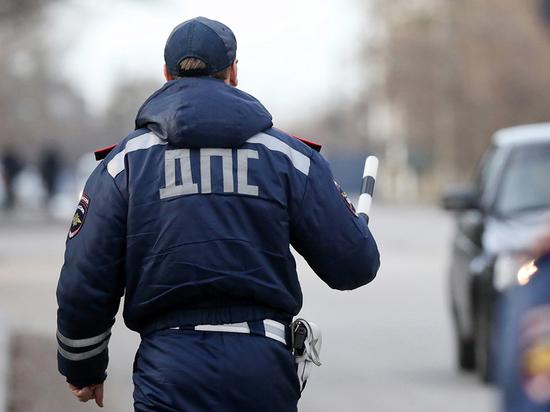В станице Ахтанизовской на большой скорости перевернулся мотоциклист, лишенный прав