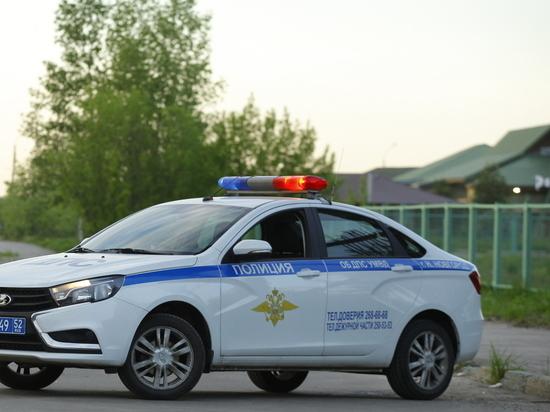 Нетрезвого водителя скутера задержали в посёлке Воскресенское