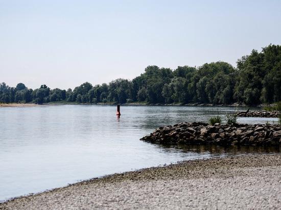 На городском пляже утонул 13-летний чепчанин