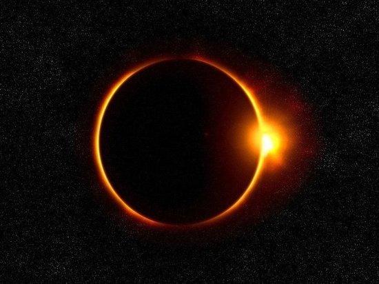 21 июня земляне смогут наблюдать кольцеобразное затмение Солнца
