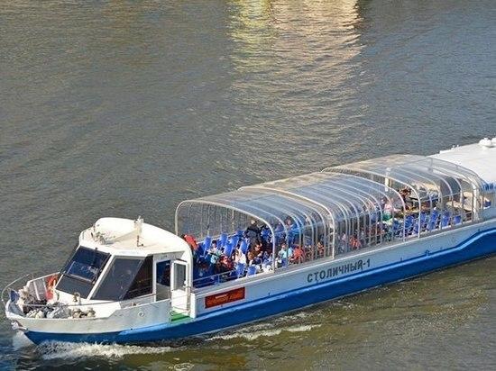 Новый речной транспорт приобрели для перевозки серпуховичей