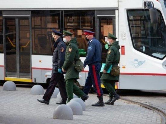 На Дону правоохранители составили почти 25 тысяч протоколов о нарушении режима самоизоляции