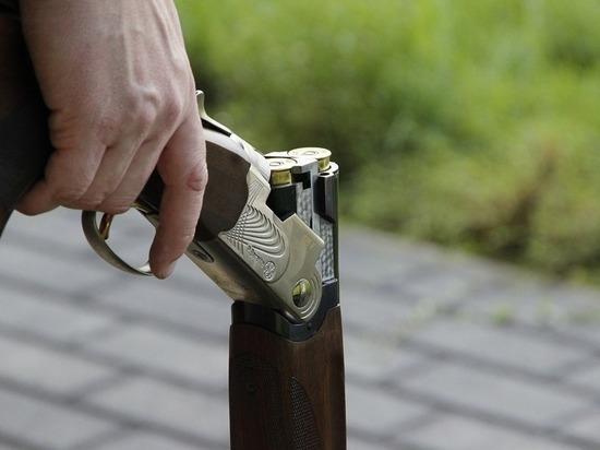 Казанец прятал в лесу самодельную стреляющую трость