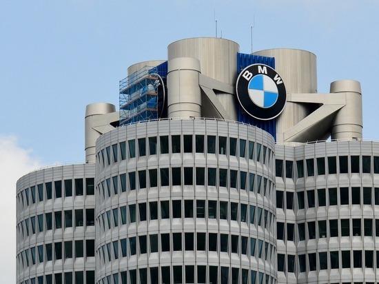 Германия: BMW сократит 6 000 рабочих мест