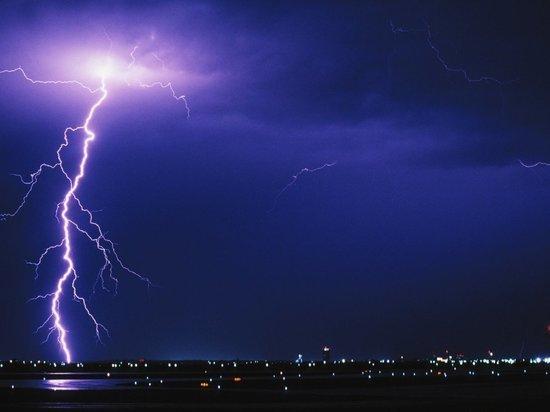 Курян предупредили о надвигающемся шторме