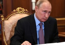 Путин продолжил разносы за ЧП в Норильске