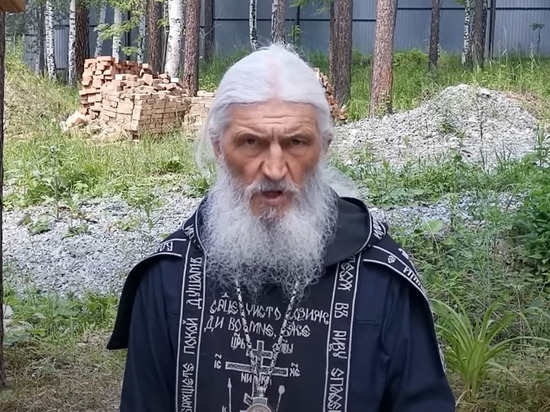 Захвативший монастырь на Урале схиигумен выдвинул патриарху Кириллу ультиматум