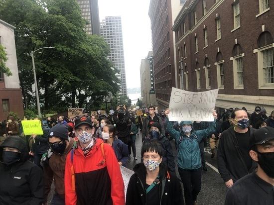 Чего добиваются участники «Организованный протест Капитолийского Холма»