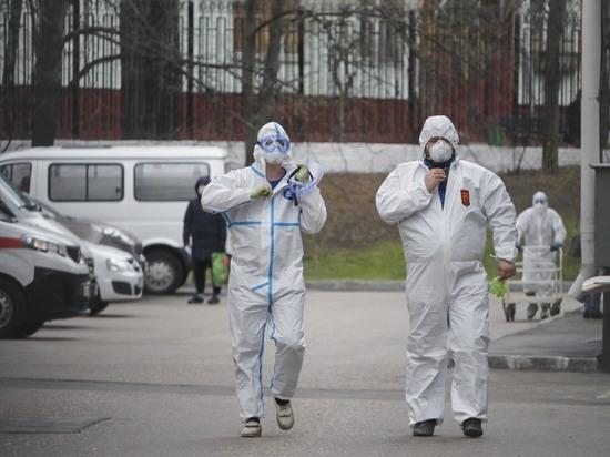 В Орловской области заявили, что заразившихся коронавирусом уже некуда госпитализировать