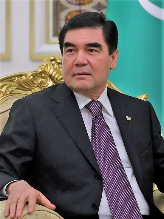 Об этом глава Туркмении лично сообщил Владимиру Путину