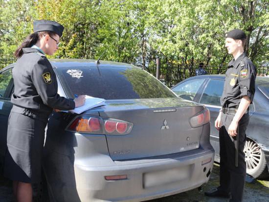 Житель Гаджиево заплатил штраф, опасаясь ареста автомобиля