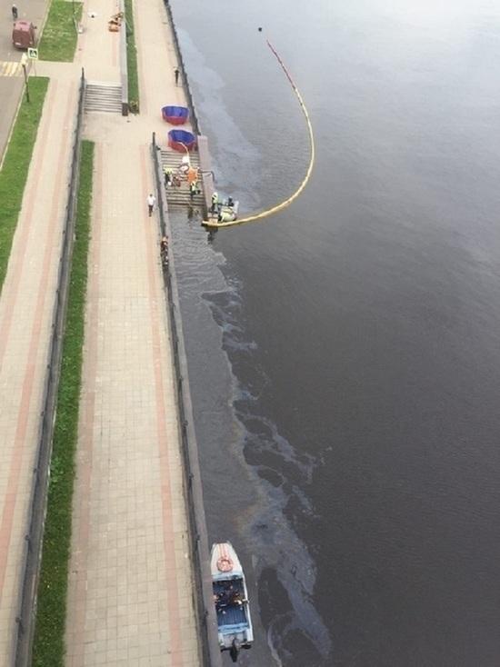В Ярославле установили источник загрязнения Волги нефтепродуктами - гаражный кооператив