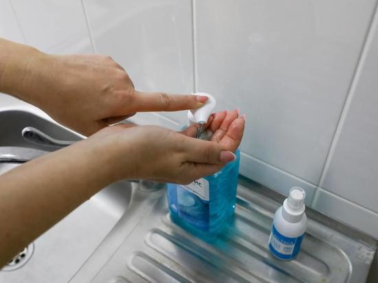 Озвучена самая частая ошибка при использовании антисептика