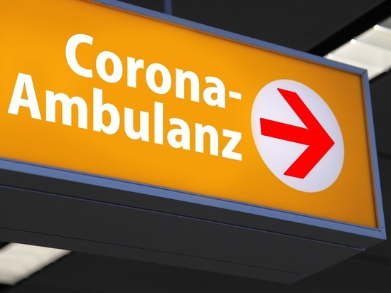 Германия: Статистика заражений коронавирусом на 20 июня