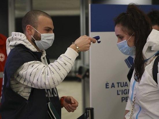 Доказан факт присутствия коронавируса в Италии уже в декабре 2019-го