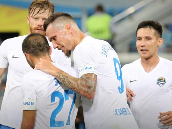 Чемпионат России по футболу возобновился ярко и непредсказуемо