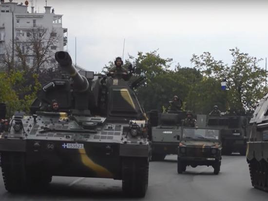 Начальник Генштаба Греции жестко высказался насчет войны с Турцией